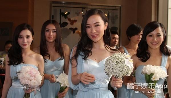 别动不动就伴娘艳压新娘,刘亦菲、阿娇、陈乔恩真的美成花魁了吗