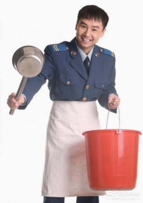 还记得《炊事班的故事》里的小毛吗?他现在长这样啦