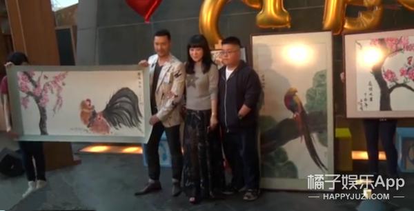 不可思议!作为亚洲唯一代表赴威尼斯参加画展竟是他?