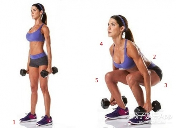 只用一个动作,就从142斤瘦到98斤!