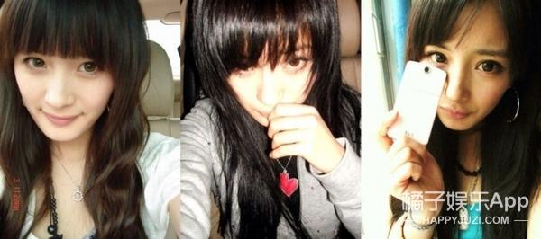 跟着十年前的杨幂学自拍,我们还get了她的美瞳和手机壳...
