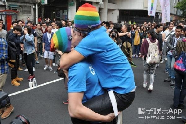 终于,台湾成为亚洲第一个同性婚姻合法的地区!