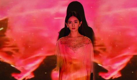 """这才是谢娜""""太阳女神""""的正确打开方式"""