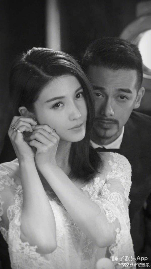 杨子姗要结婚了!婚纱照也太酷了吧?