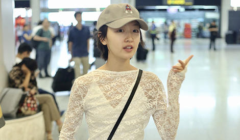 周冬雨迷失机场,莫名激萌是怎么回事?