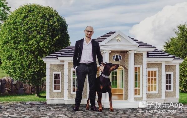 他们花20万美元为狗狗建豪宅