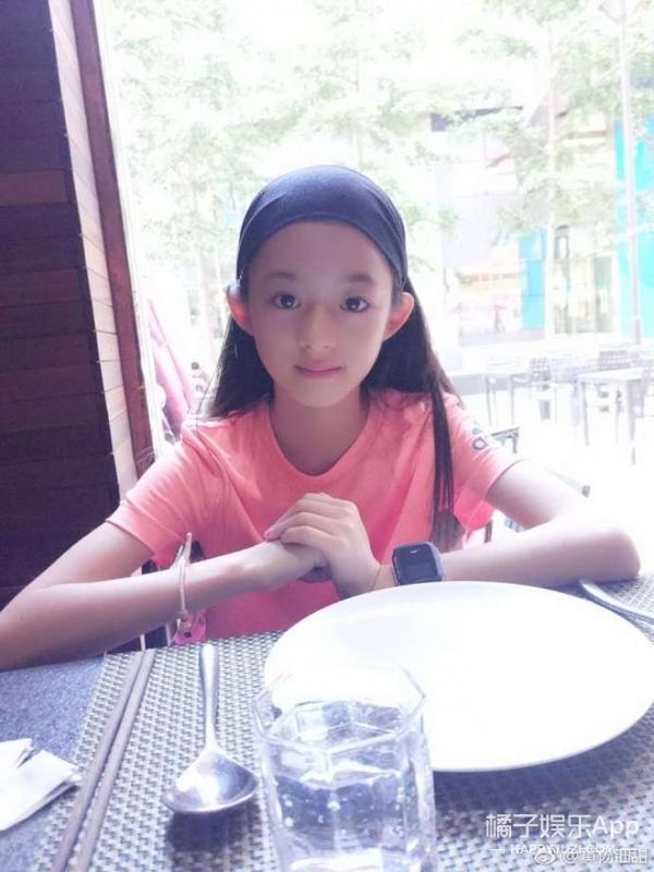 5岁学舞,10岁承包周迅赵丽颖童年,撞脸欧阳娜娜,小楚乔厉害了