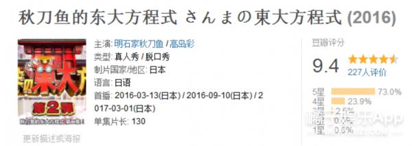 全是神回复、评分9.4,这档日本最火综艺可以让你笑到猪叫!