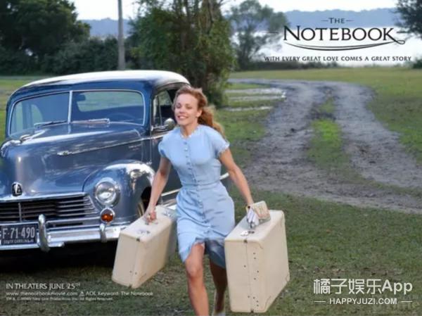《恋恋笔记本》不容错过的初恋和纯情爱恋下的时髦穿搭!