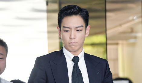 TOP涉嫌吸毒正装出庭受审鞠躬致歉 愿意接受任何处罚