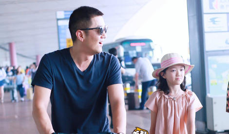 李嫣的假期,Hey!爸爸去哪儿