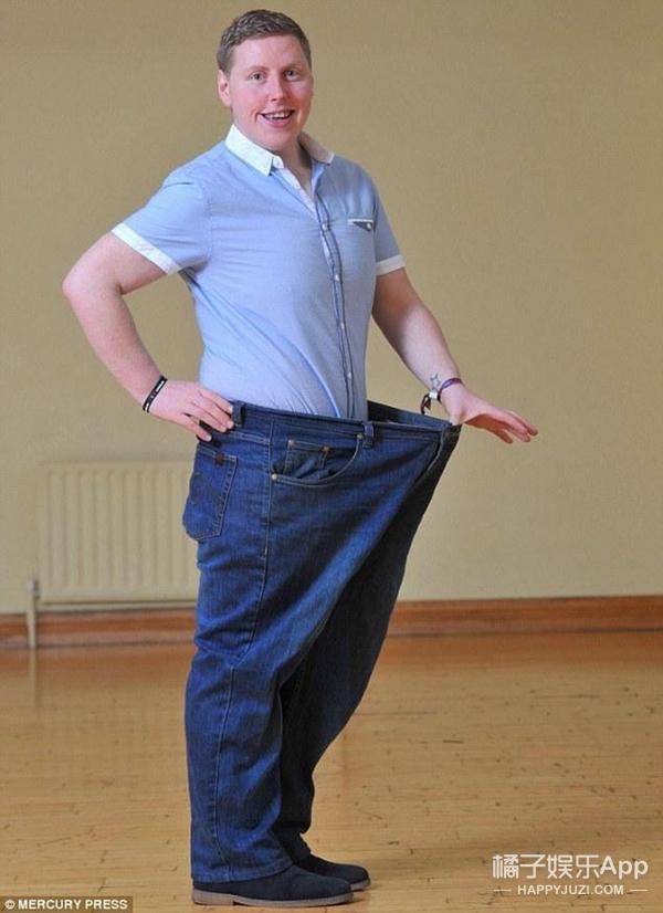 三年前胖的像鲸鱼,被骂后他终于瘦了