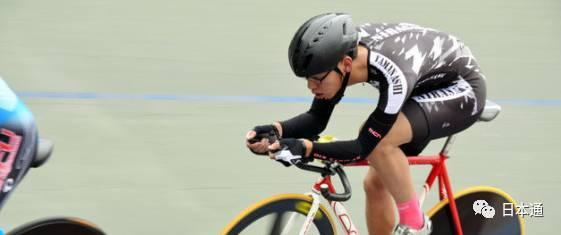 高中版《飙速宅男》!北流最快的高中生现实是照片骑手日本图片