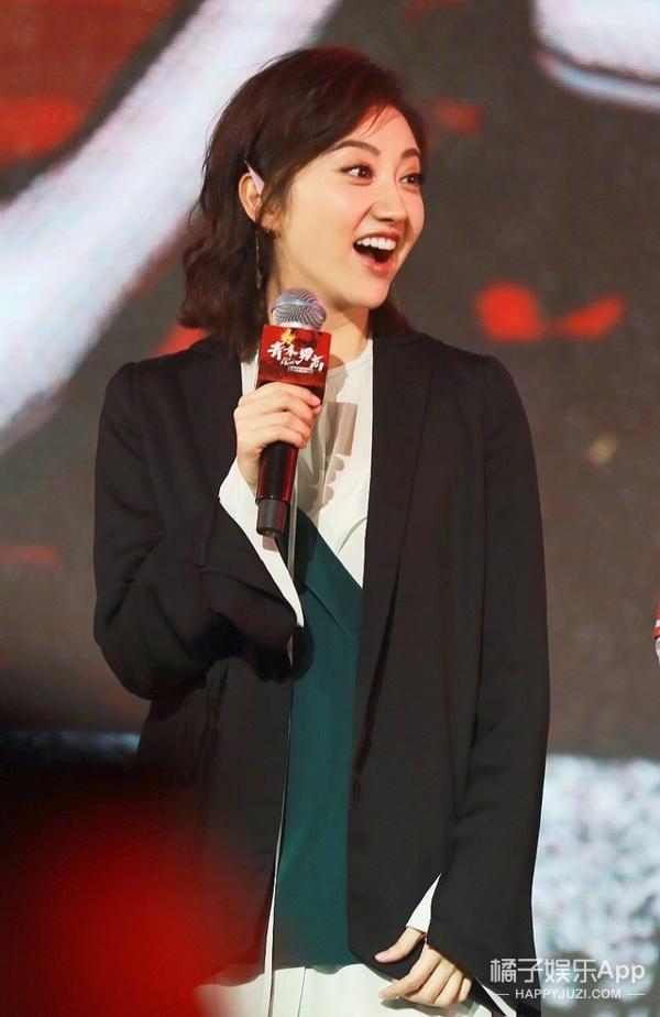 《青禾男高》发布会:景甜和欧豪拍了一场长达20小时的感情戏!