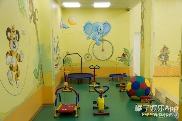 莫斯科有家童话幼儿园,好羡慕在这上学的小朋友