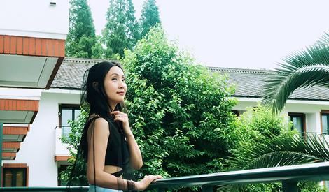 小陶虹夏日写真,还是那个少女于北蓓啊