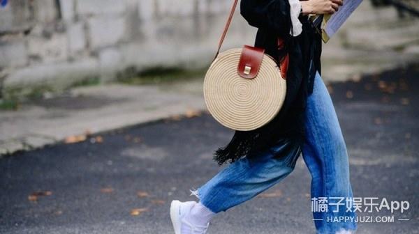 最IN包款|2017巴黎高定时装周的潮人们原来最爱这些包包!