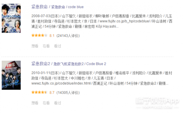 评分9.3、重口医疗!《code blue3》绝对是今年夏天最厉害的日剧