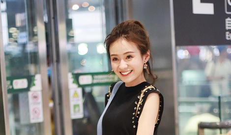 郑合惠子微笑暴击~颜末小姐姐萌到心都化了~
