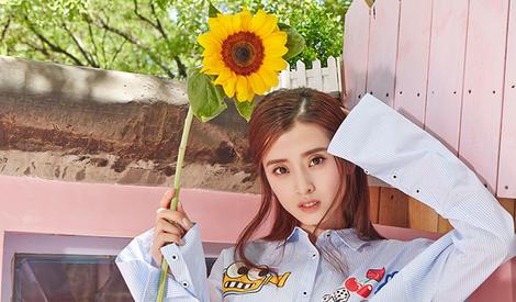 """向日葵盛开的夏天,就是需要""""仲羽""""这样的元气少女"""
