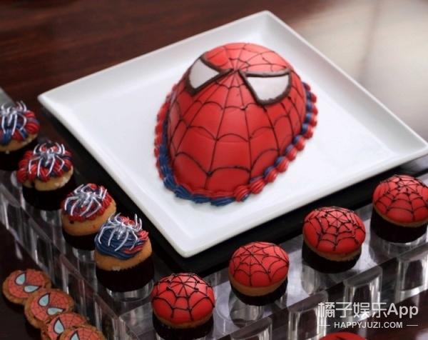 帅气无比的蜘蛛侠主题餐厅