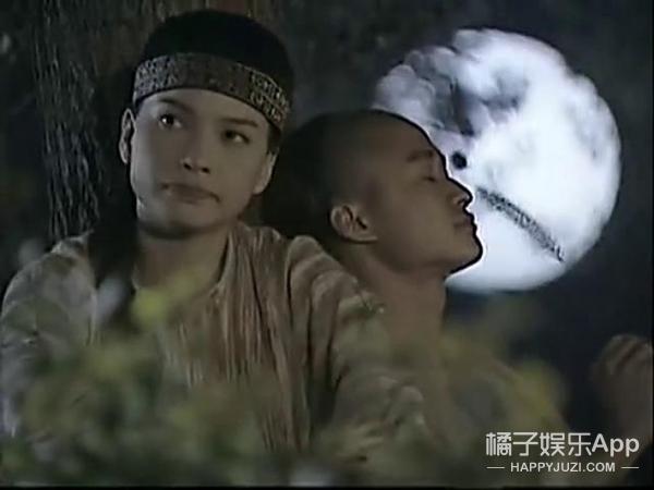 当年的吴京还不是《战狼》冷锋,《太极宗师》里他又帅又撩又甜!