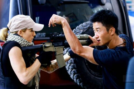 从电影《战狼2》开始说国产最性感8大女主排行榜