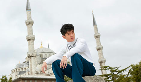 跟着刘昊然一起邂逅土耳其的浪漫