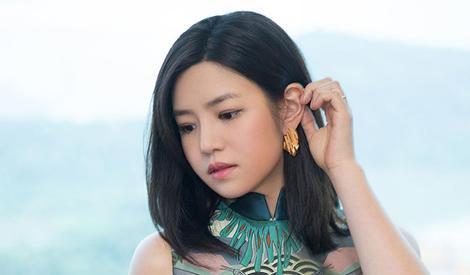 陈妍希带病工作,时刻保持状态一百分