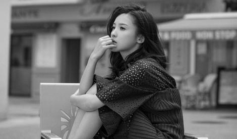 迷失在法式的浪漫街头,杨子姗这套look超时髦