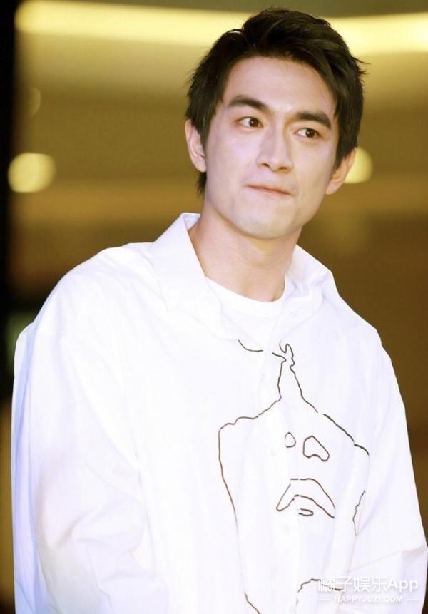 林更新白衬衫变身男神,九亿少女为白衣小新点
