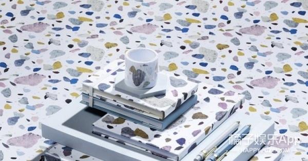 这个丹麦家具推出的副牌,竟然是200多种梦幻的文具~
