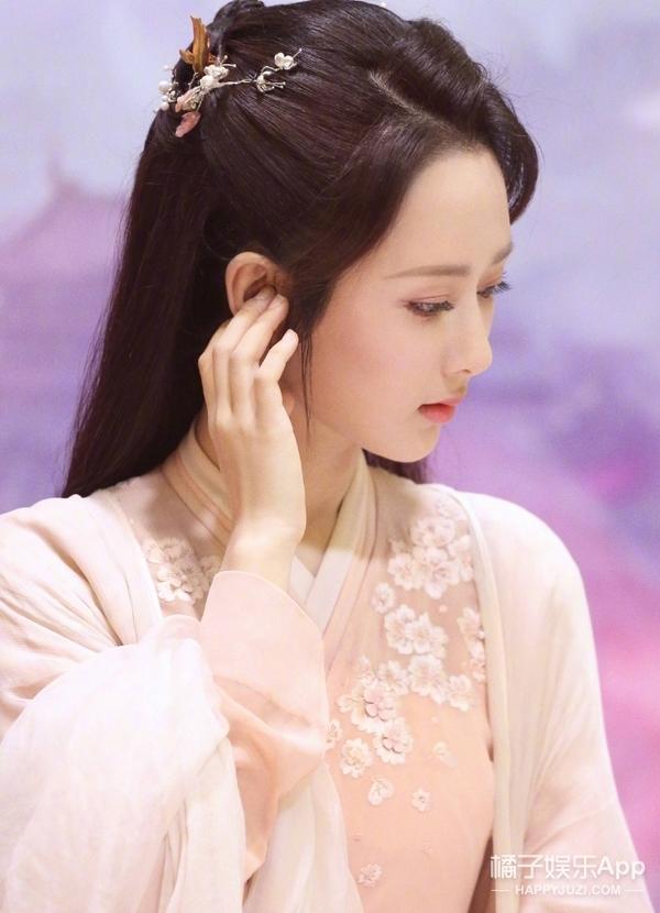 当年的小雪美出新高度,古装杨紫也是极美的