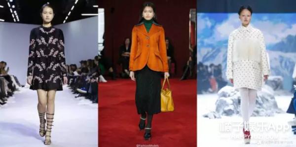 2017年维秘大秀模特确定,这6位华裔超模都是大有来头啊!