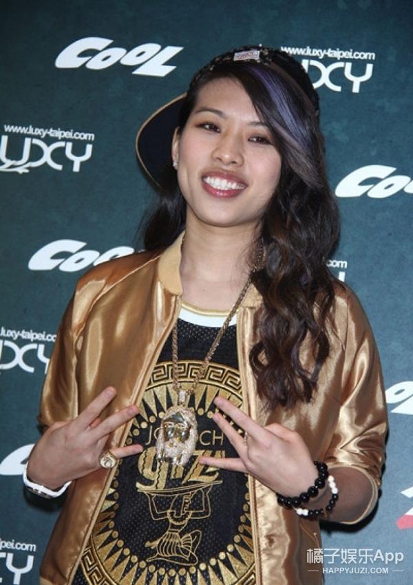 VAVA是中国第一女rapper?或许你还没听过葛仲珊!