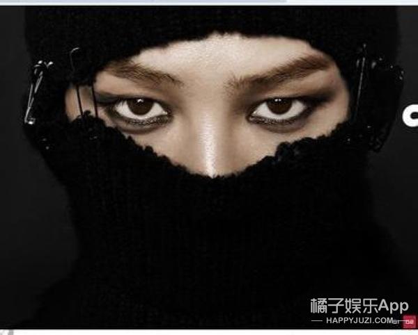 权志龙:狂拽酷炫、还会撒娇的小可爱,说的就是他吧