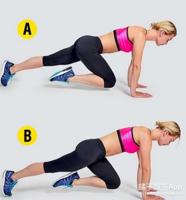 在家4分钟等于健身房1小时,超有效的运动让你瘦瘦瘦!