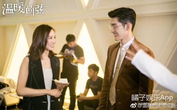 张翰张钧甯新剧全阵容曝光,这是你心目中的《温暖的弦》吗?