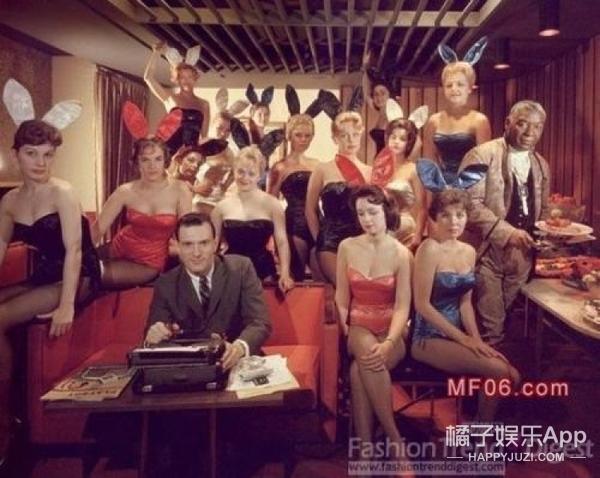 《花花公子》创始人休-赫夫纳去世!一生竟拥有上千女友?