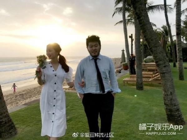 赵寅成李光洙竟都为他主持婚礼?他妻子是全世界最幸福的女人!