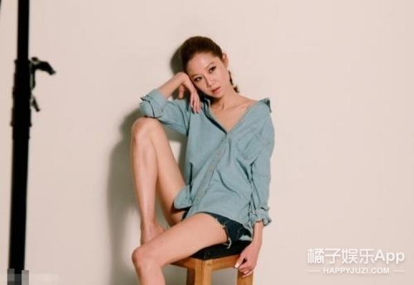 孔孝真:不止好身材大长腿!还有融化太阳的微笑和整容式演技!