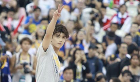 篮球少年吴磊,你喜欢的样子他都有