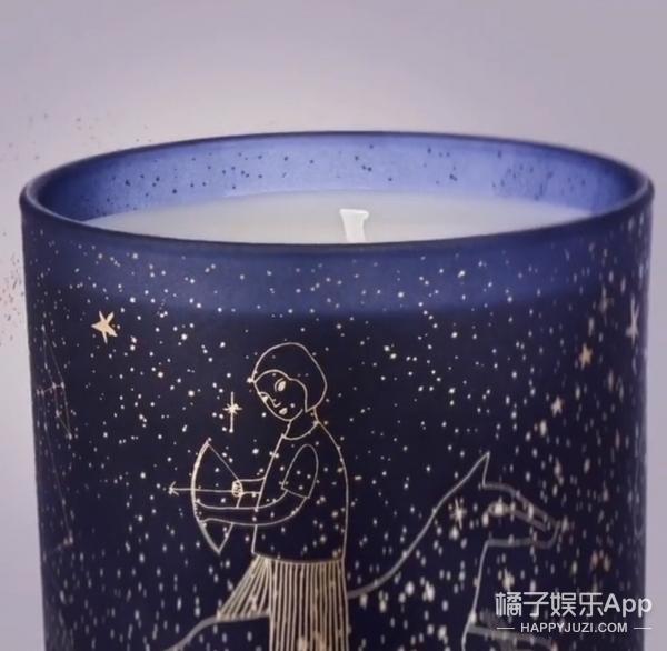 香氛蜡烛也有星座之分?快来认领你的星座香氛吧!