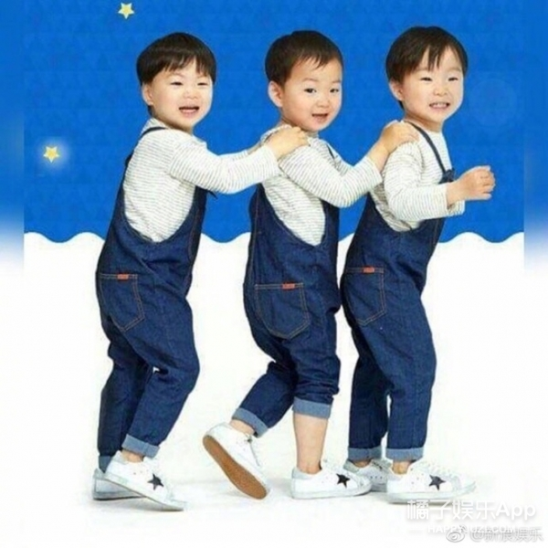 宋家三胞胎将参加釜山电影节?还记得哭声和尿布齐飞的大赏吗?