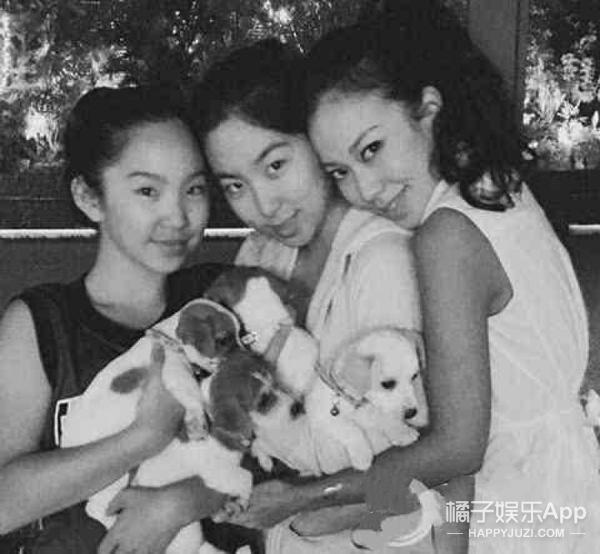 林青霞、邱淑贞、朱茵...那些香港绝色女星的孩子们都长这样啊