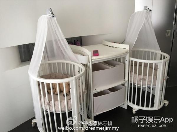胡杏儿晒婴儿房照片,明星给孩子们准备的婴儿房都长啥样?