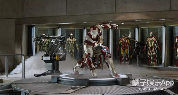 记得差点杀了托尼的光头吗?杰夫:不知道自己会死在《钢铁侠1》里