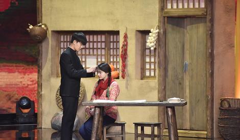 """郑爽""""村姑""""形象曝光,搭档任嘉伦重现《我的父亲母亲》"""