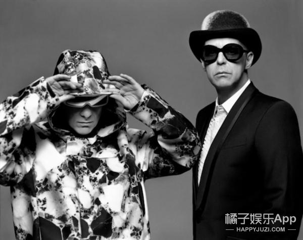 两个不老男孩,英国最成功电音组合Pet Shop Boys