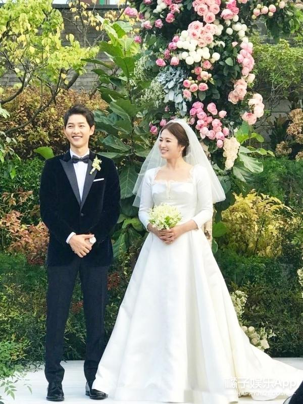 双宋婚礼,就是《太阳的后裔》最美好的结局!